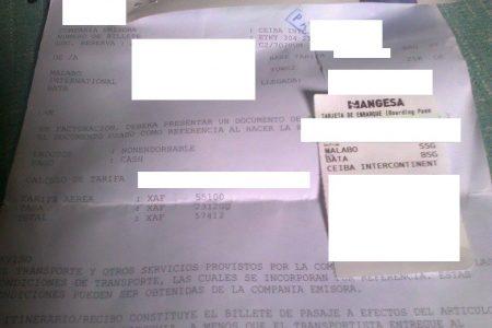 30.000 Francos Cfa: Ceiba Intercontinental aumenta los precios de billetes sin previo aviso