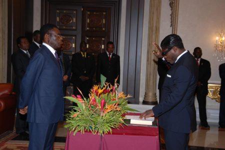 """Teodoro Nguema """"prohíbe al Jefe de Cárcel de Black Beach excarcelar presos sin su autorización"""""""