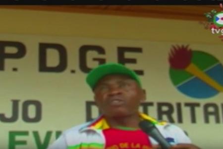 Agria pugna entre el PDGE y la CI por la afiliación de los mismos militantes a sus formaciones
