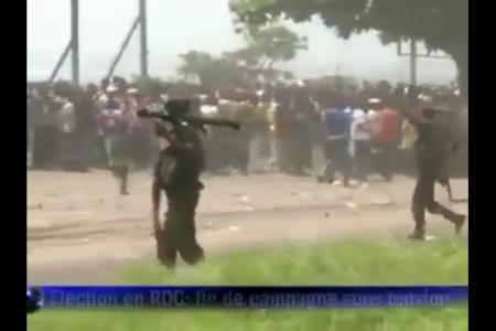 Joseph Kabila ordena el asesinato de 8 millones de personas por manifestarse contra su candidatura