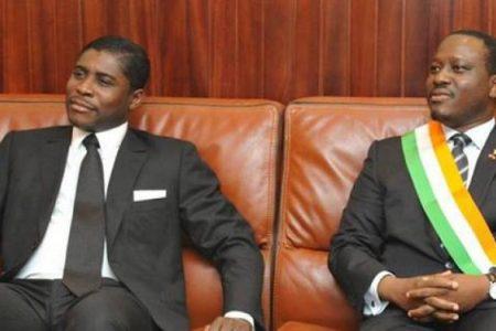 Francia y Burkina Faso ordenan la detención internacional de Soro amigo de Nguema Obiang