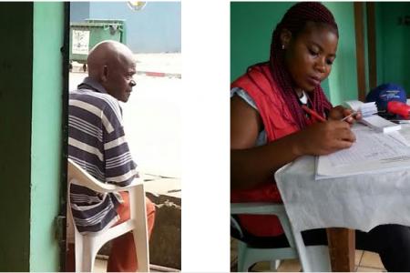 Bata: Los agentes censales obligan a los menores de 15 años a censarse para votar