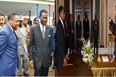 Complot de Obama Nchama para destituir al Presidente de la Corte Suprema de Justicia