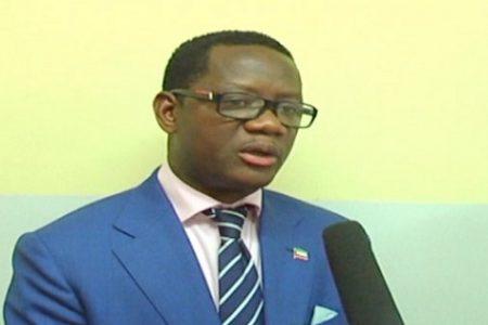 """Crisantos Obama Ondo """"Caso Ébola"""" nuevo embajador de Guinea Ecuatorial en Marruecos"""