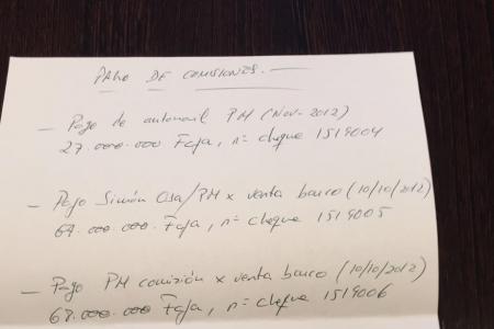 Vicente Ehate Tomi vende un Barco con bandera española a Obiang y le cobra comisiones