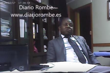 Tercer vídeo: Inspector de Hacienda pacta exención fiscal a cambio de retribución económica