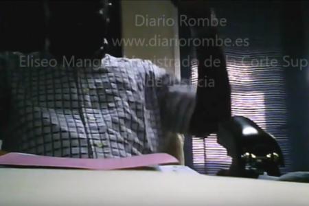 """Quinto vídeo: Eliseo Mangue Magistrado """"no puedo tocar las empresas del Presidente"""""""
