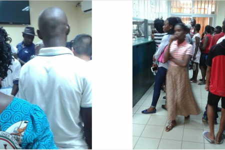 Malestar de los clientes de SEGESA porque pagan las facturas en la cuenta de Mbega Obiang