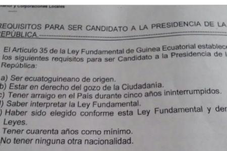 Participación inconstitucional de los partidos en los próximos comicios electorales