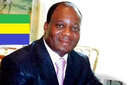 El primo de Obiang y opositor Gabonés Jean-Pierre Essono-menie fundador de LAOTRAVOZ.INFO