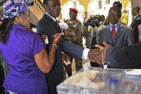 Obiang Nguema tiene previsto convocar las elecciones presidenciales en Junio de 2016