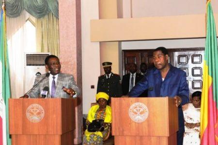 "Thomas Boni Yayi ""abandono el poder para vivir en paz con mi familia"""
