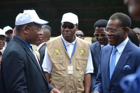 La Junta Electoral proclama a Obiang vencedor de las elecciones con un 93.7% de votos