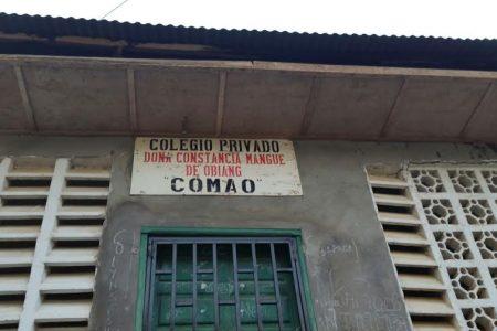 El Colegio Privado de Doña COMAO