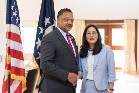Declaración de EGJustice ante la visita a Guinea Ecuatorial de Jesse Jackson