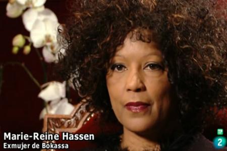 """Marie-Reine ex mujere de Bokassa """"los dictadores deben desconfiar de sus mujeres"""""""