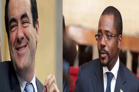 Bono se reúne en Guinea con el hijo de Obiang que querella contra Diario Rombe