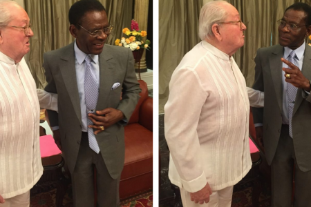 La Fiscalía francesa insta a juzgar a Teodoro Nguema Obiang por blanqueo de capitales