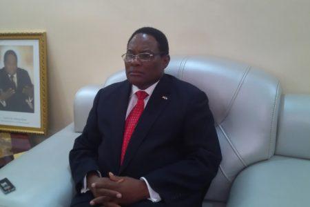 La Fuerza Demócrata Republicana se solidariza con Gabriel Nse Obiang Obono
