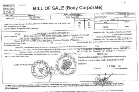 Fausto Abeso y los Kokorev defraudan al estado a través de falsos documentos de compraventa