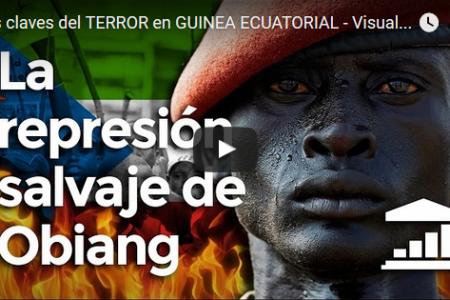 Vídeo: La represión salvaje de Obiang Nguema
