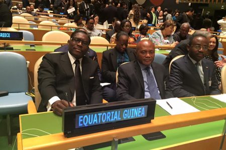 "Mba Mokuy ""También quiero que juzguen a Teodoro Nguema Obiang Mangue"""