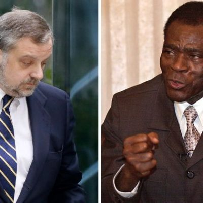 Un empresario prestó un jet privado a Gustavo de Arístegui para abrir negocios en Guinea Ecuatorial