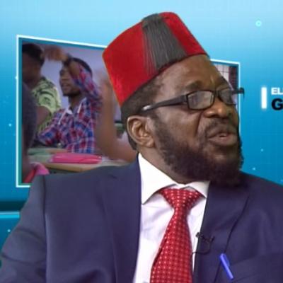 Vídeo: Buenaventura Monsuy «hay una discriminazación absoluta en Guinea Ecuatorial»