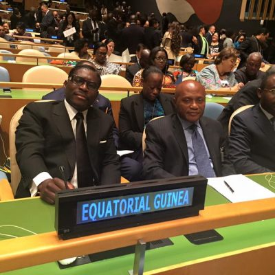Mba Mokuy «También quiero que juzguen a Teodoro Nguema Obiang Mangue»
