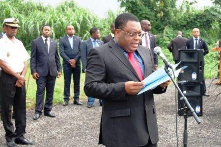 El Presidente de la Corte Suprema y un Juez amenazados con una pistola por orden de Nicolas Obama Nchama