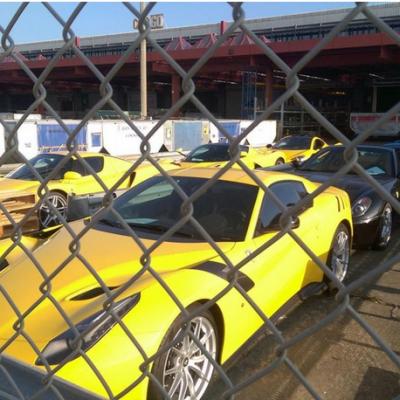 """Los vehículos incautados en Suiza son propiedad de una empresa Guineana """"OTON"""""""