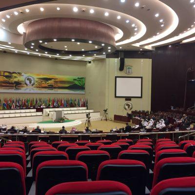 Obiang Nguema cesa y culpa a Dougan por la poca presencia de extranjeros en la cumbre
