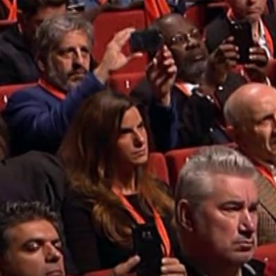 Un dirigente del Partido UCD asistió al IV Congreso General de Ciudadanos en Madrid