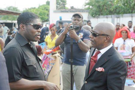 Teodoro Nguema Obiang demandado en París por su ex asesor de imagen  Jacob Loboué