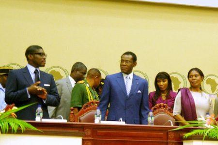 Los presuntos testaferros de Teodoro Obiang, investigados por compraventa de armas a Rusia y Ucrania