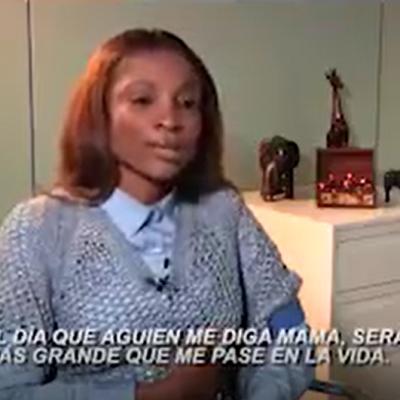 Demoledor y humillante respuesta de un grupo de jóvenes a la entrevista de Guillermina Mekuy