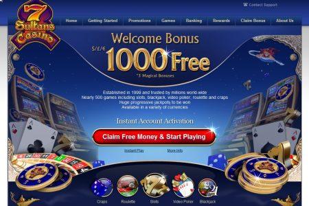 Casino online 7Sultans tiene todo los que necesitas: seguridad y calidad