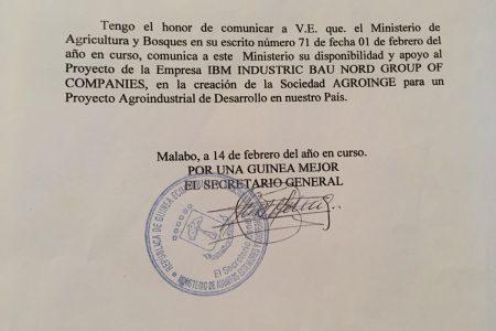 Exclusiva: Las extrañas y sospechosas maneras de negocios del Gobierno de Guinea Ecuatorial