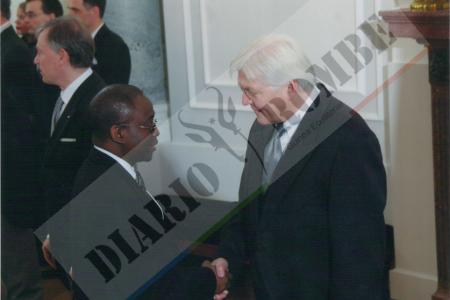 Los inversores alemanes denunciaron ante Milan Tang las injerencias de Obiang en el CA de BANGE