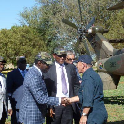 La Justicia sudafricana embarga y subasta dos lujosas propiedades de Teodoro Nguema Obiang