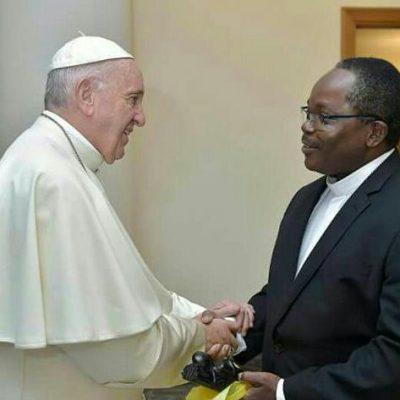 El sacerdote José Luis Mangue Mba habría abusado sexualmente de una de las alumnas de su congregación