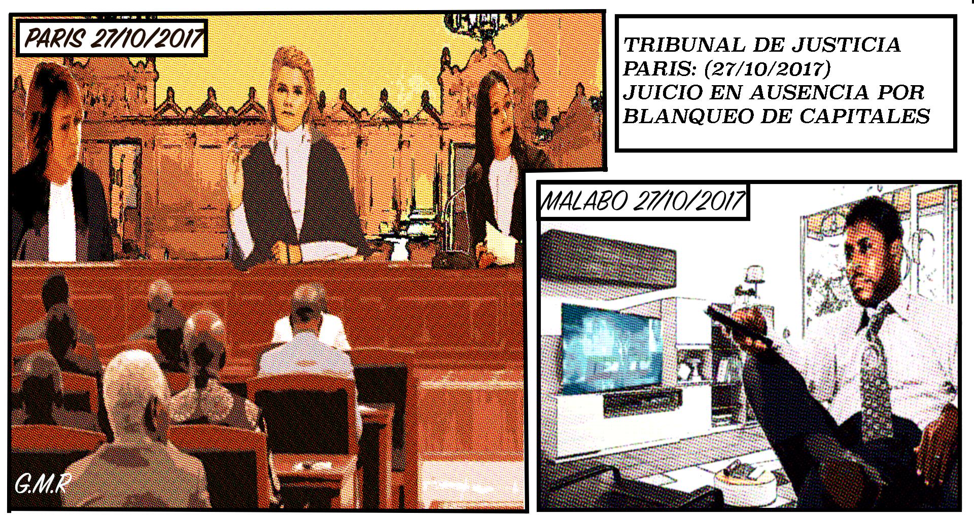 Teodorín condenado a 3 años de cárcel por corrupción en Francia