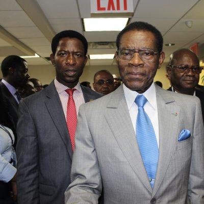 Mercedes Obiang implicada en la Operación Tándem
