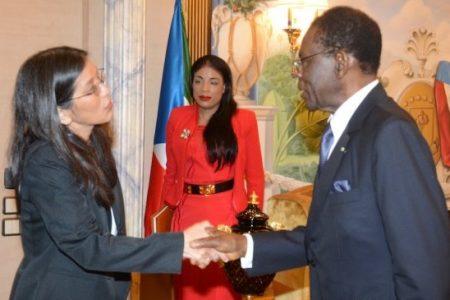 Análisis de la postura de Estados Unidos en los conflictos políticos de Guinea Ecuatorial