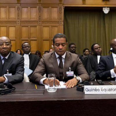 Fernando Engonga y Juan Olo pugnan por la dirección de la Corte Suprema de Justicia