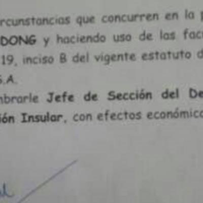 El hijo de Agustín Ndong Ona nombrado Jefe de Sección del Departamento de Finanzas de Gepetrol