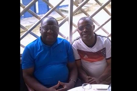 A la espera del juicio, Laban Abeso está detenido por haber sido vinculado con el intento fallido de golpe de Estado