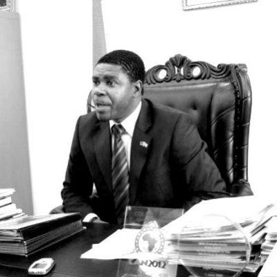 Ruslan Obiang Nsue busca culpables de la filtración del contrato para salvar su puesto en Ceiba