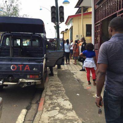 Asesinan al magistrado de Trabajo Nº1 Jose Esono Ndong Bindang en la comisaría central de Malabo