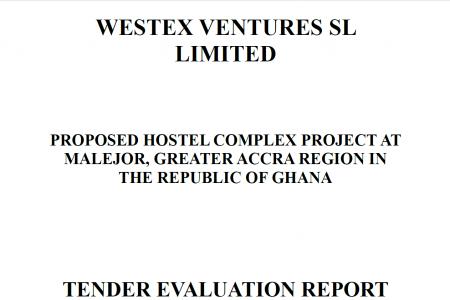 Teodoro Obiang convierte una residencia para estudiantes guineanos situada en Ghana en un lujoso hotel